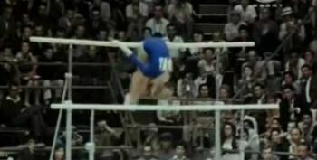 Gymnastics Evolution: The Uneven Bars Have Come A LONG WAY!