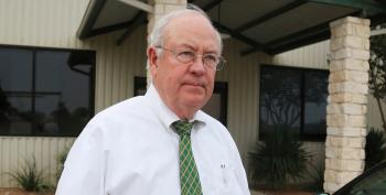 Ken Starr Snuck Out The Back Door When No One Was Looking