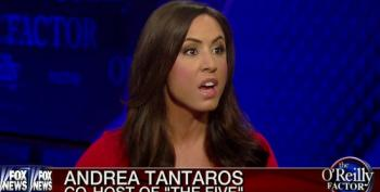 Andrea Tantaros Accuses Roger Ailes Of Sexual Harassment; Says Senior Execs Knew