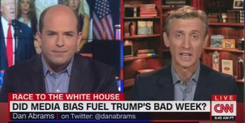 Dan Abrams Bemoans Cable News For Constant 'Both-Siderism'