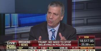 Charles Gasparino Blasts Donald For NAFTA Conspiracy On Detroit