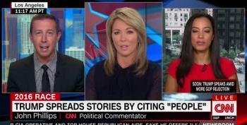 Ha!  Twitter Trolls Trump's 'Many People Tell Me'