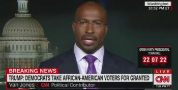 Van Jones Condemns Trump's 'Law And Order' Speech As 'Despicable'