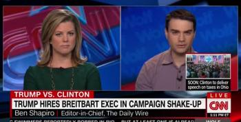 Ben Shapiro Won't Sugarcoat It: Trump's 'A Turd Tornado'
