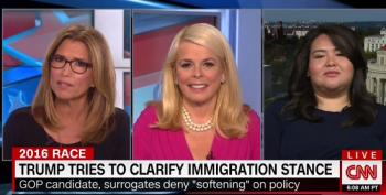 Trump Surrogate Betsy McCaughey Makes No Sense, Again