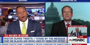 WATCH: MSNBC Host Shuts Down Rep. Jack Kingston: 'You Know That's Not True'