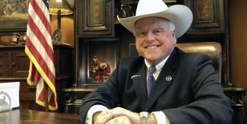 TX Ag Commissioner Who Wanted To Nuke Muslims Has A Neat New Job!