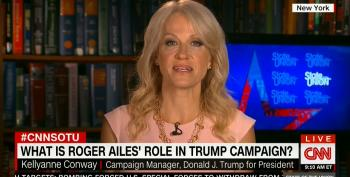 Trump Campaign Manager Admits He's Getting Advice From Roger Ailes