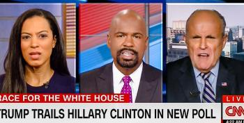 Angela Rye Drops The Mic On Giuliani After He Says Trump Has No 'Substantial' Ties To Russia