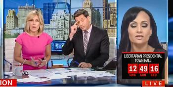 Katrina Pierson Chokes After CNN Finally Fact Checks Her Blaming Obama For Capt. Khan's Death