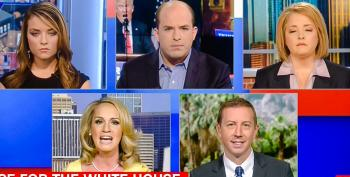 'Do Your Research': Four Trump Surrogates Insist On CNN Polls Are 'Skewed' For Hillary