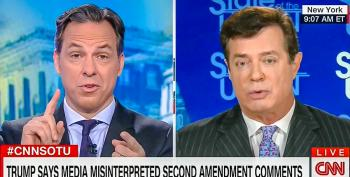 Jake Tapper Calls Out Paul Manafort: Statements Are Not True 'Just Because You Say Them'