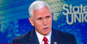 Mike Pence: 'Donald Trump Has Been Completely Consistent' On Immigration Policy