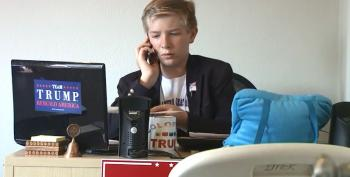 12-year-old Running Trump Campaign Office In Colorado