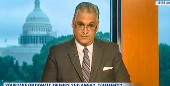 C-SPAN Caller: 2nd Amendment Remarks Mean Armed Revolt, Not Assassination