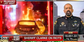 Sheriff Clarke Blames Wisconsin Riots On 'Questionable Lifestyle Choices' And Single Mothers