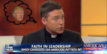 Fr. Jonathan Morris Attacks Tim Kaine On Religious Grounds!