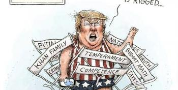 Open Thread - Trump's Hurdles