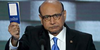 Hill Columnist Mocks Khan As Child Who Couldn't Have Known What He Was Doing At The DNC