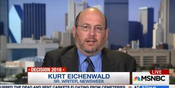 Newsweek's Kurt Eichenwald: Giuliani And Hannity Are 'Amoral Sociopaths'