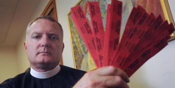 Gun Nuts Threaten Priest Who Plans To Destroy AR-15 Won In Raffle