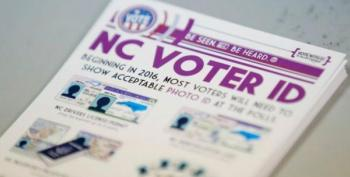 Supreme Court Won't Reinstate NC Voter ID Law