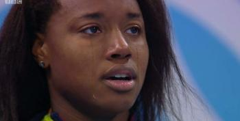 Olympic Medalist Simone Manuel IS America; Media Has Trouble Adjusting