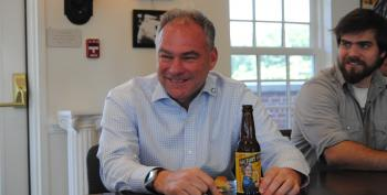 Midday Open Thread:  Tim Kaine Interview (with Local Beer)