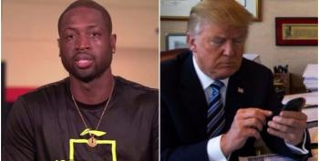 Trump Tweets That Blacks Will Vote For Him After Dwyane Wade's Cousin Murdered