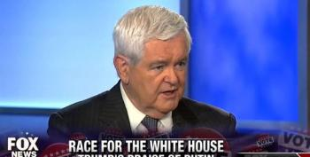 Is Newt Gingrich Angling For Hillary's Old Job?