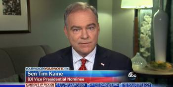 Tim Kaine Raises Red Flags On DNC Hack: 'A President Resigned Over Attack On DNC In 1972'