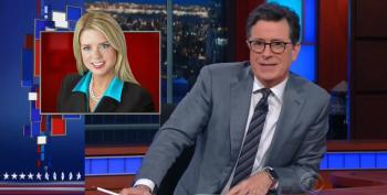 Colbert: Pam Bondi Only Person To Make Money From Trump U