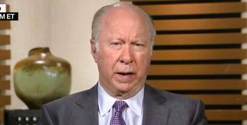 David Gergen Seethes Over Trump's Dr. Oz Stunt: 'Ludicrous On Its Face'