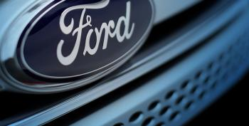 Is Ford Sending Car Production To Mexico To Help Trump?