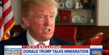 Donald Trump Excuses His Lack Of Transparency: 'People Don't Care' About Tax Returns