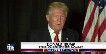 Donald Trump: 'My Strongest Thing Is My Temperament'