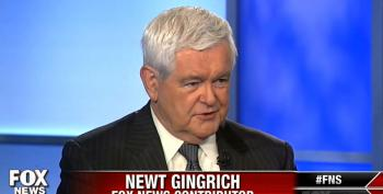 Gingrich: Clinton Should Debate Ben Carson And David Clarke On Racism