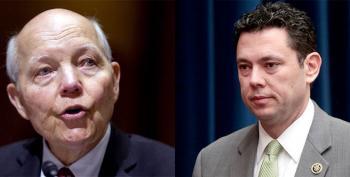 Republicans Kneecap The IRS To Keep Dark Money Flowing