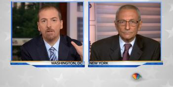 Chuck Todd Asks What Happens If Trump Portrayed In Negative Ads 'Doesn't Show Up At The Debate'