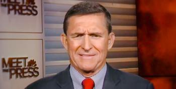 Trump's Gen. Flynn Bizarrely Claims Mark Cuban Is 'Not A Legitimate Person'
