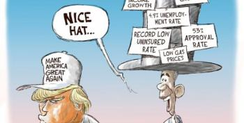 Open Thread - Where Did You Get That Hat?