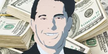 Scott Walker's Dark Money Runs Deep Into Corporate Pockets