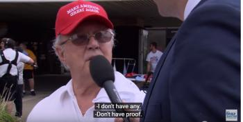 'Wow! Mind Blown' The Daily Show Speaks To Trump Supporters