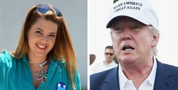 Donald Trump Attacks Miss Universe In Overnight Tweetstorm Urging Followers To 'Check Out Sex Tape'