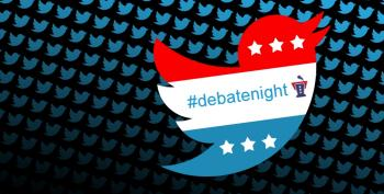 Great Tweets From Hashtag 'Debate Night'