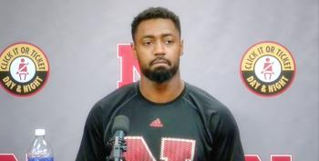 Nebraska Football Player: Racists Threaten To 'Lynch' Me For Kneeling During The Anthem