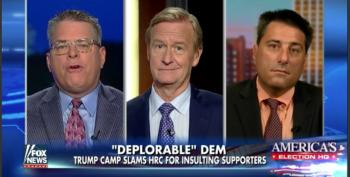 In Fox's Doocy-World, Only The Republican Gets To Speak