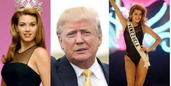 Trump Doubles Down On Fat-Shaming Former Miss Universe