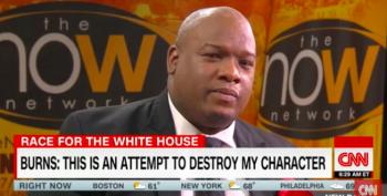 Trump Surrogate Busted By CNN For Fabricating Parts Of His Biography