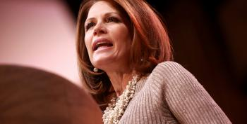 Michele Bachmann: Elect Donald Trump Or There Will Be 'Even More Sexual Assaults'